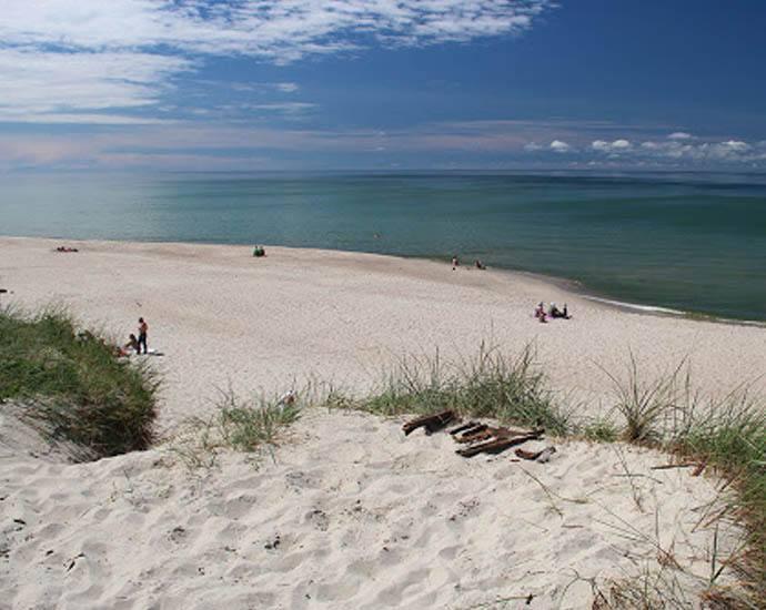Пляжи «Сковородки»
